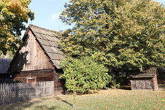 Toruń, Pomorze, Poland (LeszekZadlo) Tags: etnographic history historical fleilightmuseum museum old ancient histpry traditional tradition polska polen polonia pologne poland pomorze pomerania pommern autumn rural fall europa europe architecture building wooden house home