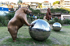 Sculpture By The Sea 2018, Bondi. (jmphotos2020) Tags: sculptureexhibit bondibeach tamaramabeach sydney sculpturebythesea