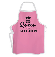 Kitchen Queen Chef's Apron (mywowstuff) Tags: gifts gadgets cool family friends funny shopping men women kids home