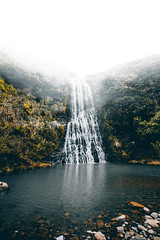 Cold Falls (NZ) (maxvnck) Tags: newzealand places nature falls water paradise cold mood mountain