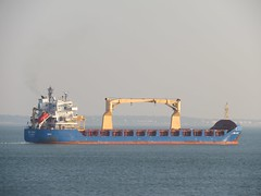 BBC OCEAN (emilyD98) Tags: bbc ocean ship vessel bateau navire charge cargo crane grue saint nazaire mer sea