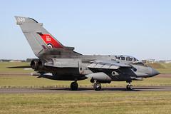 """Panavia Tornado GR4 ZA554/046 """"FANG 02"""" - Royal Air Force - RAF Marham, October 2018 (StrikeEagle492) Tags: panaviatornado tornadogr4 gr4 tonka raf royalairforce marham rafmarham norfolk kingslynn canoneos50d canonef70300mmlis za554"""