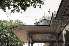 Puerta de la Felicidad  (Bab-i-Saadet) (osolev) Tags: puerta bab gate falicidad happiness topkapi palacio palace palais saray estambul istanbul turquia turquie turkiye turkey europe europa