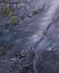 Slip (jellyfire) Tags: landscape landscapephotography sony sonya7r ze zeissdistagont18mmf35ze autumn birch clouds leeacaster quarry silverbirch sky slate snowdonia wales wwwleeacastercom zeiss