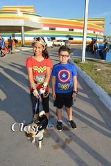 Superhéroes contra el cáncer