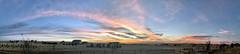 Sunrise Highlight (northern_nights) Tags: sunrise pano panorama cheyenne wyoming firesky