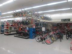 Bicycles (Random Retail) Tags: kmart store retail 2017 wanyesboro va