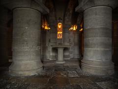 Châsse de Saint Benoît (Daniel_Hache) Tags: reliquaire crypte saintbenoitsurloire abbayedefleury saint benoit saintbenoîtsurloire loiret france fr