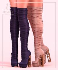 [BREATHE]-Aime Heels ([Breathe]) Tags: breathe secondlife mesh heels slink maitreya belleza fameshed playgirl