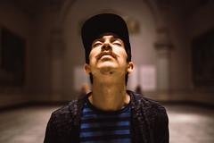Noche en el Museo (bearepresa) Tags: canon museo london museum vitoria albert portrait portraiture bearepresa yompyz