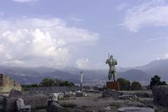 Pompéi (nietsab) Tags: bleu pompei pompéi canon 600d nietsab