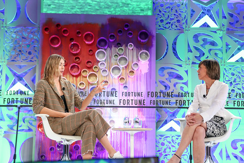 Fortune Most Powerful Women Summit 2018