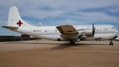 Boeing 367 C-97G Stratofreighter 52-2626 in Tucson (J.Comstedt) Tags: aircraft flight aviation air aeroplane museum airplane us usa planes pima space tucson az boeing 367 c97 stratofreighter usaf 522626 hbily