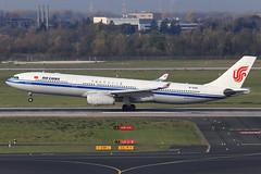 Air China  Airbus A330-343X B-5916 (widebodies) Tags: düsseldorf dus eddl widebody widebodies plane aircraft flughafen airport flugzeug flugzeugbilder air china airbus a330343x b5916