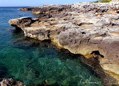 Binibeca (Nicole~N) Tags: baleares baleari minorca menorca spain sea sealife beach