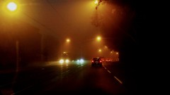 Foggy morning II (buidl-lemmy) Tags: morgen morning road street strasse bundesstrasse kassel nordstadt licht light fog nebel rücklichter lichter germany nordhessen northernhesse