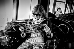 Images on the run... (Sean Bodin images) Tags: streetphotography streetlife seanbodin streetportrait subway copenhagen citylife candid city citypeople people photojournalism photography reportage fujifilm autumn udse udogse dsb