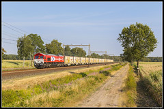 Rhein Cargo DE668, Staphorst (J. Bakker) Tags: rhc rhein cargo class 66 de668 de 668 menath 41726 staphorst nederland