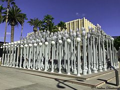 """Urban Light"", Los Angeles Country Museum of Art (Veselina Dimitrova) Tags: urban light los angeles losangeles country museum art artphotography bestoftheday bestphotographers greatphotographers photography photooftheday pictureoftheday california usa travelling trip vacation holiday"