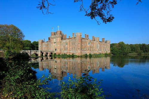 Herstmonceux Castle, UK