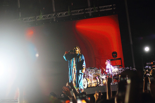 Thirty Seconds To Mars fan photo