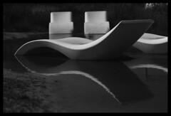 curves (ukke2011) Tags: nikond850 nikkor10514e sunbed lettino bw blackandwhite monochrome bianconero