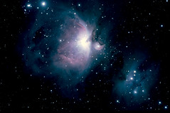 M42 Orion Nebula (Ggreybeard) Tags: m42 orion ngc1976 lbn974 skywatcher zwo ngc1981 astrometrydotnet:id=nova3090951 astrometrydotnet:status=solved