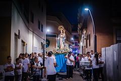 Rosario de la Aurora 2018 (AytoRoquetasdeMar) Tags: rosario aurora roquetas de mar virgen