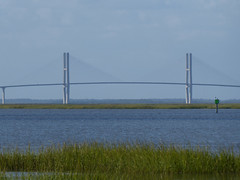 Brunswick, GA Sidney Lanier Bridge (army.arch) Tags: brunswick georgia ga jekyllisland sidneylanierbridge
