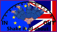 Brexit - in out shake it all about (muffinn) Tags: brexit inorout turmoil theresamay may