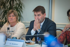 A23A8743 (More pictures and videos: connect@epp.eu) Tags: epp summit european people party brussels belgium october 2018 dara murphy kinga gál