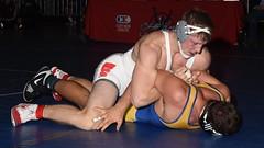 Kollin Moore vs Matt Williams 2346 (Chris Hunkeler) Tags: kollinmoore ohiostate mattwilliams csubakersfield 197 bout789 2017 cklv amateur college wrestling wrestlers
