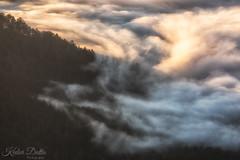 Crashing (wandering indian) Tags: fog sf mttam city cityscape clouds sanfrancisco kedardatta california karlthefog nikon landscape