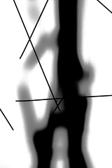distortion sorted 4 (Andi [アンデイ]) Tags: abstract abstrakt art blackandwhite bw lines shapes angles distorted geometry pattern studie