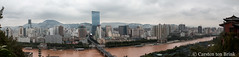 Lanzhou panorama (10b travelling / Carsten ten Brink) Tags: 10btravelling 2017 asia asian asien carstentenbrink china chine chinese gansu gansuprovince iptcbasic lanzhou prc peoplesrepublicofchina silkroad yellowriver cityscape panorama province river tenbrink 中华人民共和国 中国 甘肃