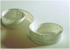 Spirals (jesse1dog) Tags: smileonsaturday spirals newspaper paper tabletop gm1 extensiontube olympuszuikoomautomacro50mm 50mm print macro