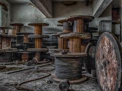 "Vakuum Cleaner Factory 2018-11-10 (131)_HDR (Urbex_NRW) Tags: urbex urbexen ""lost places"" ""urban exploration"" ""photo shop"" photoshop lightroom fotografie fotografieren"