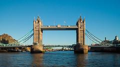 tower bridge (damianmkv) Tags: london panasonic1232 riverboatcruise london50th