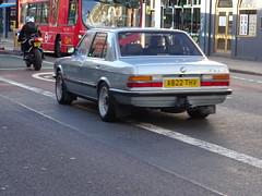 1983 BMW 528i Auto (Neil's classics) Tags: vehicle 1983 bmw 528i e28