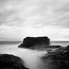 (-Alberto_) Tags: hasselblad500cm 120film mediumformat 6x6 ndfilter longexposure seascape kodak100tmax d76