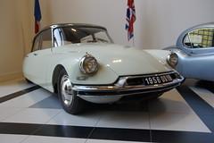 Louwman Museum Den Haag 04-11-2018 (marcelwijers) Tags: louwman museum den haag 04112018 auto car cars automobiel pkw nederland niederlande netherlans pays bas world citroen ds 19