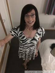 September 2018 - Leeds First Saturday (Girly Emily) Tags: crossdresser cd tv tvchix trans transvestite transsexual tgirl tgirls convincing feminine girly cute pretty sexy transgender boytogirl mtf maletofemale xdresser gurl glasses dress leeds nightout lff leedsfirstfriday travelodge highheels stilettos