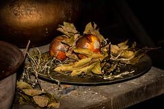 Onions (Angela xx) Tags: stirlingcastle stilllife stirlingcastlekitchen