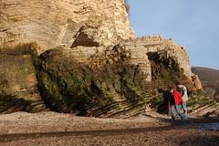 Exploring the shore (Damian Gadal) Tags: montañadeoro california