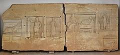 Sarcophagus (orientalizing) Tags: archaeologicalmuseum archaia cyclades greece islands paroikia paros relief roman sarcophagus sculpture