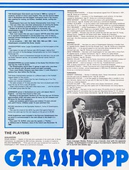 Ipswich Town vs Grasshoppers Zurich - 1979 - Page 6 (The Sky Strikers) Tags: ipswich town grasshopper club zurich grasshoppers uefa cup portman road official match day magazine 25p