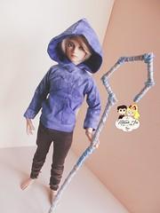 Jack Frost Cosplay (Mundo Ara) Tags: jack frost cosplay bjd msd doll jid
