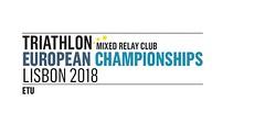 Campeonato de Europa de Relevos Mixtos por Clubs Lisboa triatlon Team Claveria 7