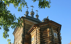 "Moscow,  the Wooden Church of the Great Martyr of Saint George the Victorious in Museum-Reserve ""Kolomenskoye"", Nagatinsky Zaton district. (sacalevic) Tags: holyrussia святаярусь рпц russianchurch русскаяцерковь нагатинскийзатон nagatinskyzaton kolomenskoye коломенское church iglesia chiesa церковь храм eglise kerk kirche москва россия ロシア モスクワ moskwa rosja موسكو روسيا մոսկվա moszkva oroszország moskou rusland μόσχα ρωσία მოსკოვი რუსეთი moskva רוסלאַנד 俄罗斯 莫斯科 모스크바 러시아 moscova русија rusko rusija rusya rossiya venäjä मास्को रूस ryssland moskvo rusio venemaa travel tour voyage путешествие tourism reisen viaggio viajes travelling 旅行 museumreserve музейзаповедник greatmartyrgeorge georgethewictorious георгийпобедоносец saintgeorge russia moscow архитектура rusia"