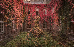 DSC_6650-HDR (Foto-Runner) Tags: urbex lost decay abandonné carmel couvent automne